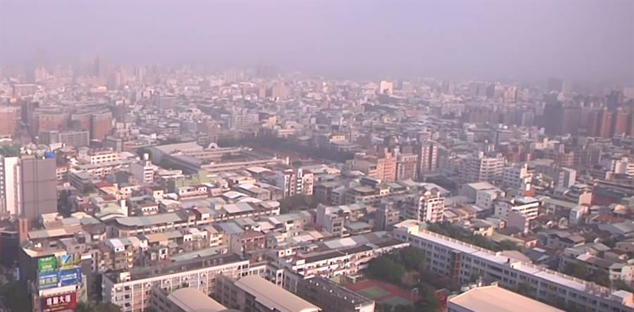 台灣中南部空污嚴重,過敏族苦不堪言。