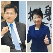 台中》市長選舉媒體最新民調 林佳龍竟領先盧秀燕兩位數