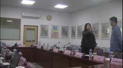 桃議員拍桌飆罵 影片被PO上網