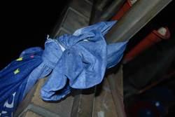 影》警察來了 通緝犯欄杆綁布條墜樓亡 警方聲明:遺憾