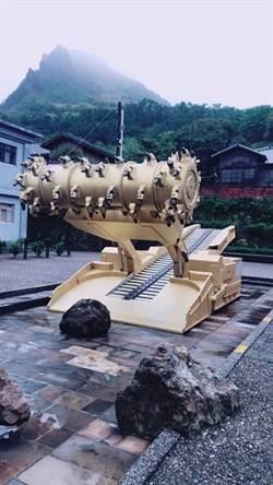 超大挖掘機現身!黃金博物館全新特展吸睛