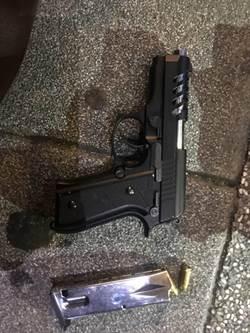男子見警快閃遭查獲槍彈  竟辯稱在大安森林公園撿的