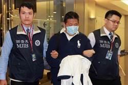 劉振強騙12億逃亡20年5萬交保  士林地檢署抗告