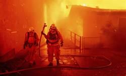 加州火勢擴大 每分鐘燒掉80足球場面積 撤離數萬居民