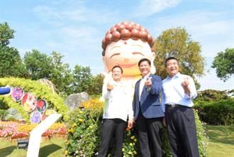臺中國際花卉博覽會 35%苗木花卉來自彰化