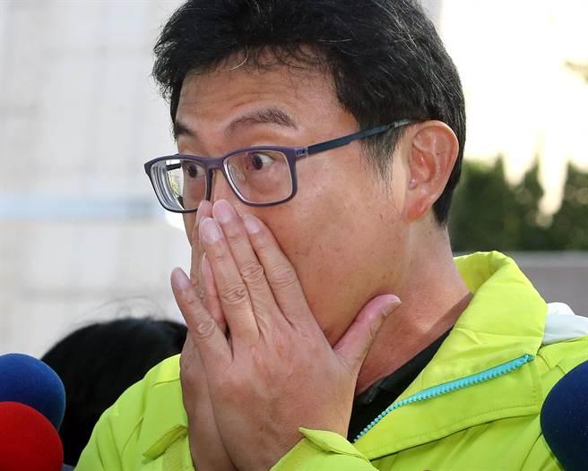民進黨台北市長候選人姚文智。(圖/本報資料照,范揚光攝)