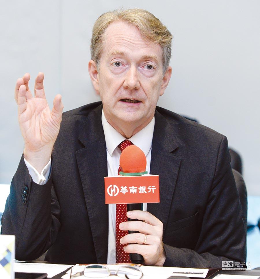 荷蘭辦事處代表暨經濟處主管紀維德