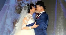 61歲班鐵翔今晚1500萬大婚     妻爆「體力變好」