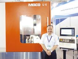 馬特U6五軸加工機 複雜曲面加工利器