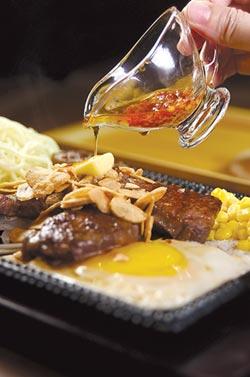台北新餐廳-台北東區立吞牛排館 鉄火牛排開賣