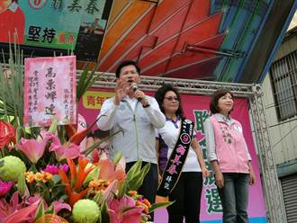 馬英九拋「新三不」 林佳龍:台灣未來由人民決定