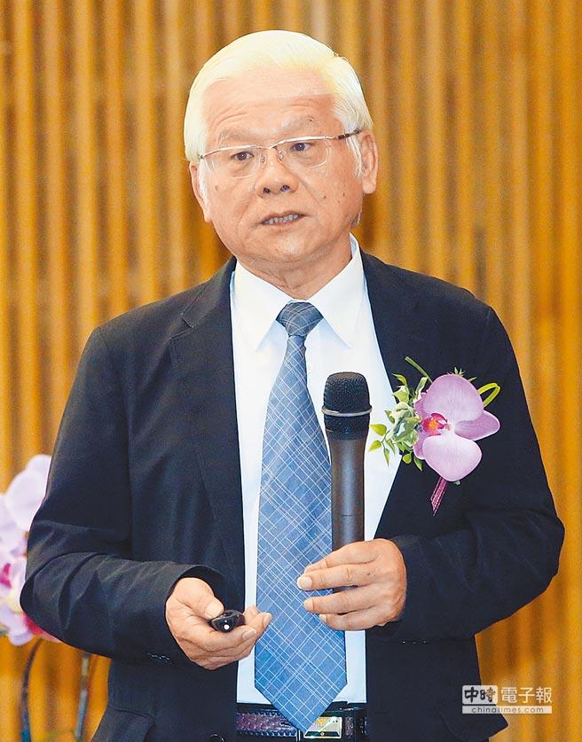 台北經營管理研究院院長陳明璋。(本報系資料照片)
