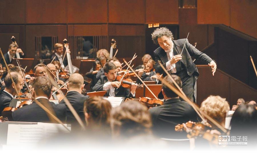 柏林愛樂本月將第五度訪台,由當紅指揮家杜達美領軍。(牛耳藝術提供)