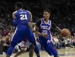 NBA》搶來巴特勒下一步 七六人明夏組四巨頭