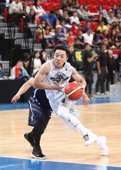 台韓明星公益籃球賽 台明星想去韓國踢館