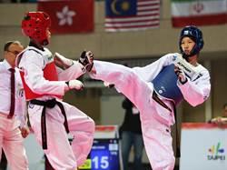 跆拳道主席盃》前世錦賽金牌之女 青少女49公斤奪冠