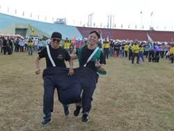 南市勞資體育競賽 91隊參與較勁