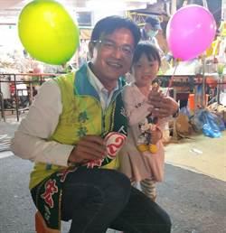 台南》行程滿檔 市議員候選人陳秋宏忙到只睡1小時