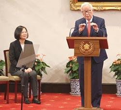 張忠謀出席APEC 行前記者會周一登場