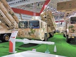天龍30飛彈 性能力壓歐美同型款