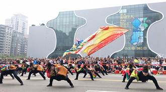 2018台中國際踩舞祭落幕 吸引45萬人次創造1.2億產值