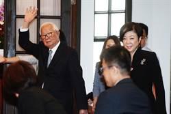 蔡英文期許張忠謀 為台灣開拓更多國際合作機會
