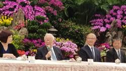 張忠謀:APEC領袖峰會談數位經濟不談政治