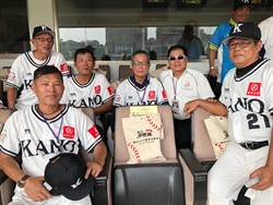 台灣棒球魂百年經典傳承賽 棒壇好手「三代同堂」