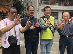 台北》柯陣營搶綠票 游錫堃:不怪人家 自立自強