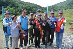 花蓮》徐榛蔚中南區村里部落拜票  將打造部落觀光特色