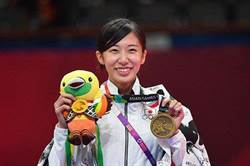 跆拳道》亞運銅牌美女 日本奶茶妹來台參賽
