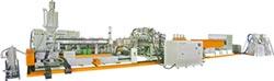 鼎峰PP中空板&氣泡板押出生產線 兼具高品質與環保減碳