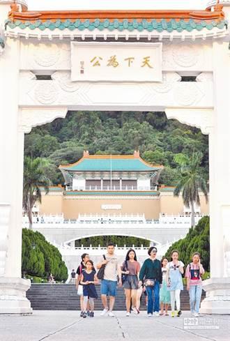 故宮閉館衝擊大?旅行協會:200%影響台灣觀光