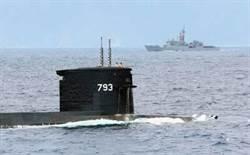 海軍「潛艦設計」未完成 立院編列「原型艦籌建」預算有風險