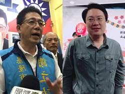基隆》謝立功批林右昌推「滅港計畫」 林嘆:選舉選到昏頭了