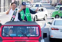 雲林》第6選區縣議員選情白熱化 前閣揆站台拉票