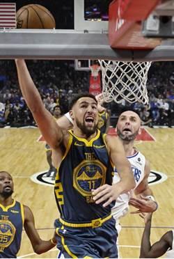 《時來運轉》單場暨場中投注 - NBA勇士戰群雄