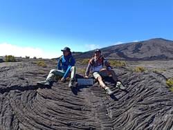 《愛玩客》非洲留尼旺出外景 主持人差一步滑進火山口