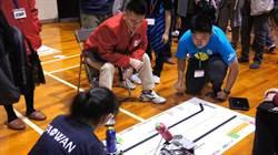 國際RoboRAVE機器人賽  南科實中團隊嶄獲佳績