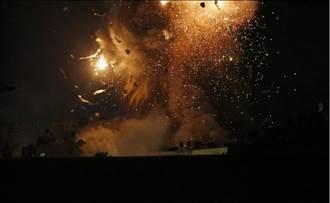 影》加薩衝突再起!以軍遭300枚火箭彈襲擊 攔截近1/5