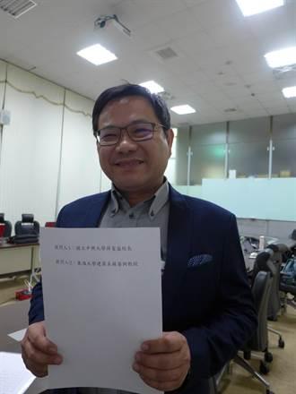 中市》市長選舉政見發表會 薛富盛、蘇睿弼當提問人