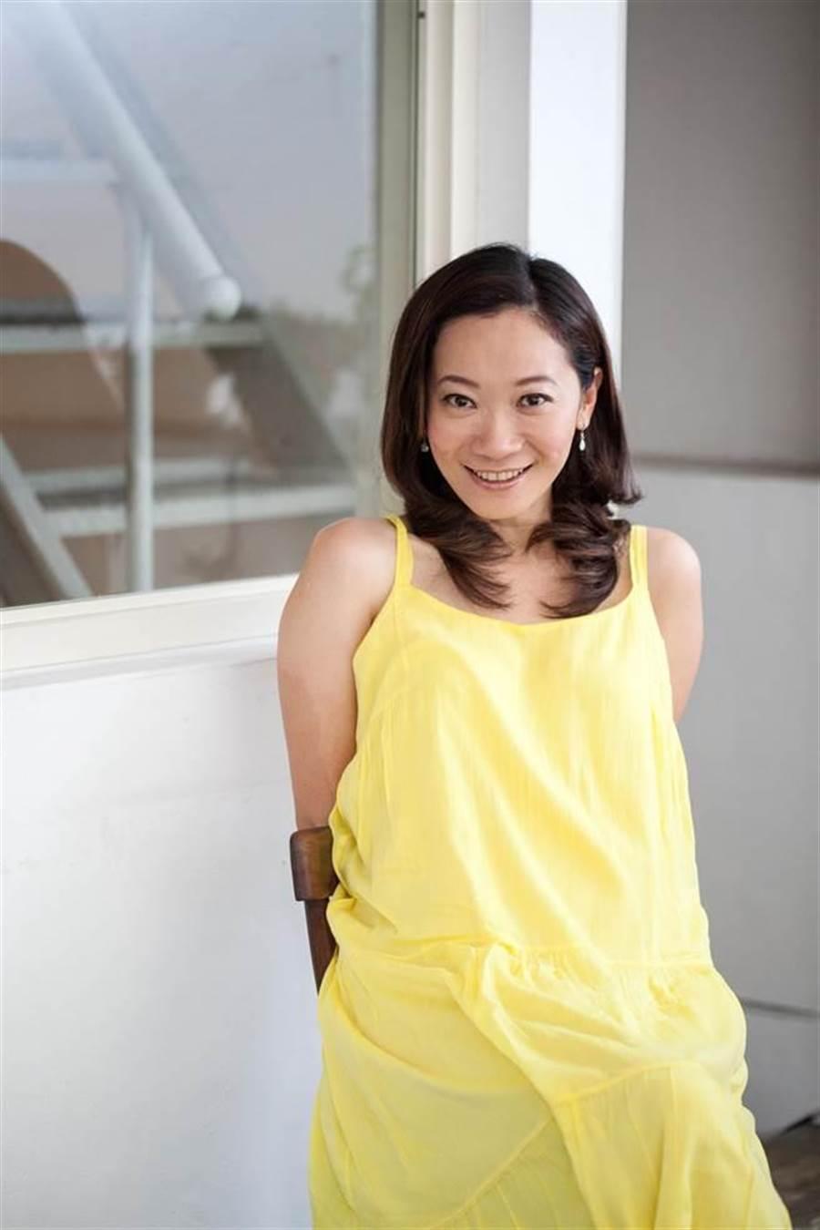 集知性與美麗的李維菁,在文壇上擁有好人緣,不少文化界好友得知消息,不勝唏噓。(鄧博仁攝)