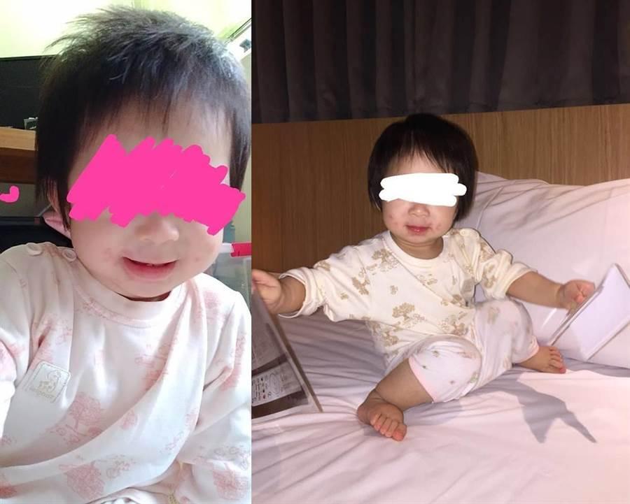 目前妹妹的病情已經好了許多(圖/翻攝自《爆怨公社》)