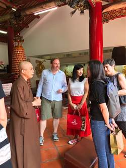 BBC旅遊節目來台南取景 盛讚城市生命力