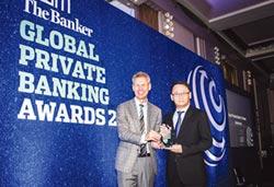 台灣金融業唯一! 台新 自英抱回2座最佳私人銀行獎