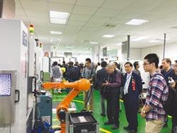 北科大智能工業生產教學工廠