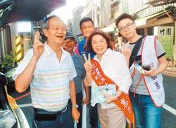 嘉義市長候選人 掃街衝選票