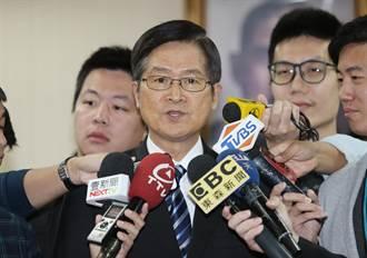 韓國瑜「夜襲」進場 防長嚴德發:教唱軍歌不受影響