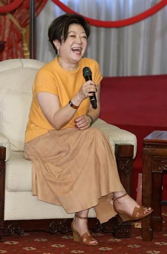 APEC夫人外交 張淑芬將穿著台灣品牌服飾