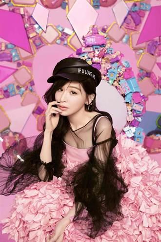 王心凌披米蘭甜美裝 被拱組夢幻女團